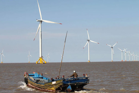 Wind power now No.3 energy resource - People's Daily Online | R.E.S Renewable Energy Sources | Scoop.it