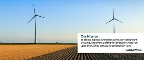 Conférence Climat 2014 à Lima : les professionnels de l'énergie éolienne lancent un appel international !   France Energie Eolienne   Scoop.it