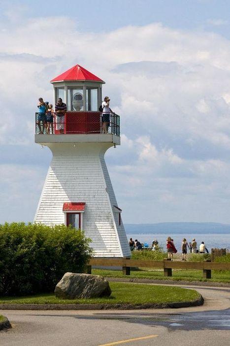 J'ai suivi la route des phares au Québec maritime | Guide évasion | Guide de voyage | Scoop.it