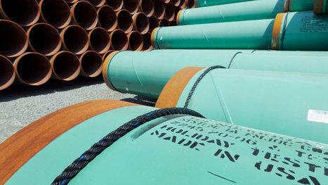 U.S. Delays Final Call on Keystone XL Pipeline | Politics | Scoop.it
