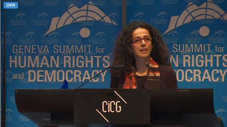 Geneva rights summit to bestow 2015 Women's Rights Award on Iranian journalist Masih Alinejad. | Femmes en mouvement | Scoop.it