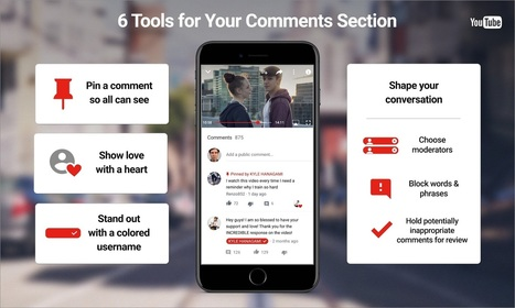 YouTube Rolling Out New Comment Tools For Creators | Androidheadlines.com | Social Media Marketing | Scoop.it