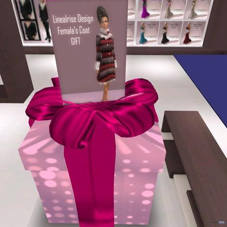 Classic Femala's Coat for Women Gift by Linealrise Design | Teleport Hub - Second Life Freebies | women's fashion | Scoop.it