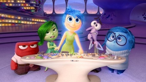 Pixar's Inside Out: rich in colours and emotions | DEwil. Explore a world you like. | Scoop.it