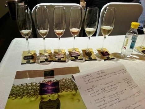 What they teach you at a Champagne Masterclass | Champagne Chronicles | Scoop.it
