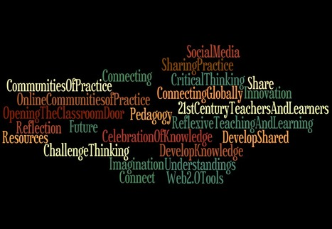 Communities of Practice in Teacher Education | TELT | Scoop.it