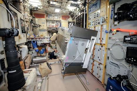 It had a good run, but space station's first treadmill jettisoned - NBCNews.com (blog) | Space | Scoop.it