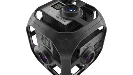 GoPro will start selling its six-camera VR rig on August 17th | Heron | Scoop.it