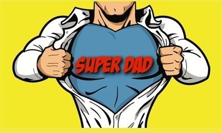 HEROS du quotidien / Ne cherchez pas, les vrais super-héros sont les papas : la preuve en ... | Héroïques ? | Scoop.it