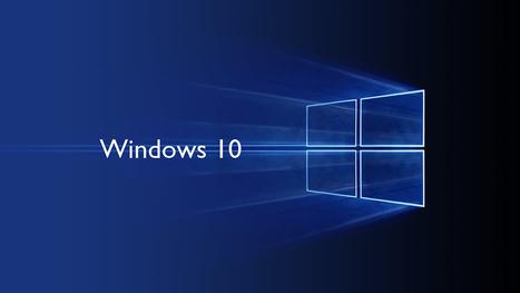Skynda att uppgradera till Windows 10 - snart slut på gratisperioden | DIGITALAKUTEN FÖR SENIOR | Scoop.it