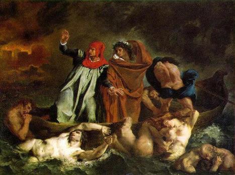 Dante : L'Enfer (I à V) | J'écris mon premier roman | Scoop.it