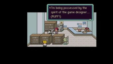 Rich Stanton on: Playing human in Earthbound | Tech Pedagogy | Scoop.it