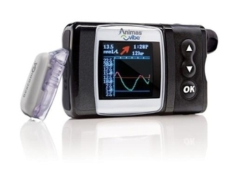 Animas® Vibe(TM) Insulin Pump with Latest Dexcom CGM Technology Now Available... -- BURNABY, British Columbia, Jan. 23, 2014 /PRNewswire/ -- | diabetes and more | Scoop.it