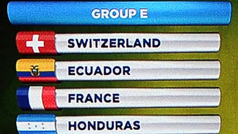 Group E Betting Preview, World Cup 2014 odds, predictions ... | Can France win the World Cup 2014 | Scoop.it