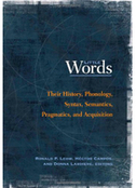 Little Words: Their History, Phonology, Syntax, Semantics, Pragmatics, and Acquisition (Georgetown University Round Table on Languages and Linguistics (Proceedings)) – Ronald P. Leow; Hector Campos... | Pragmatics-Discourse Analysis | Scoop.it