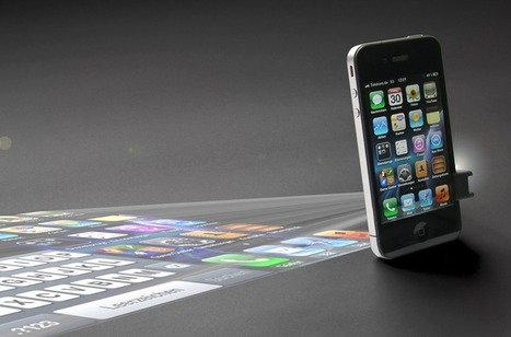 The Past, Present, And Potentially Amazing Future Of Smartphones | mrpbps iDevices | Scoop.it