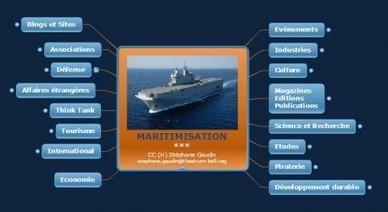 Theatrum Belli crée une carte heuristique consacrée à la maritimisation | THEATRUM BELLI | Cartes mentales | Scoop.it