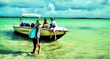 What It's Like at an Athleta Photo Shoot | Belize in Social Media | Scoop.it