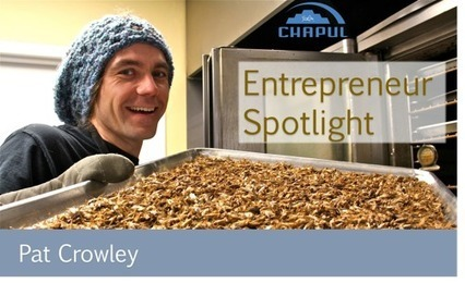 Entrepreneur Spotlight: Pat Crowley of Chapul | Entomophagy: Edible Insects and the Future of Food | Scoop.it