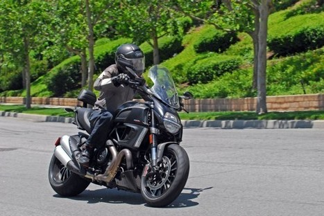 2013/2014 Ducati Diavel Strada Review | Ductalk Ducati News | Scoop.it