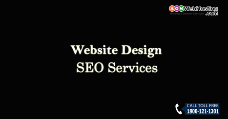 Website Design, development and SEO Services | AGM Web Hosting | Scoop.it