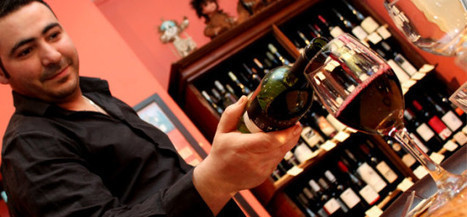 Secrets of a Successful Tasting Room – Highlights from SVB 2013 Survey | Food & Wine | Scoop.it