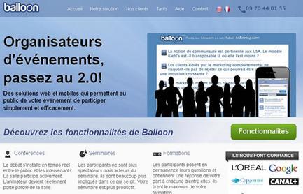 Un nouveau mode de communication avec Balloon | LdS Innovation | Scoop.it