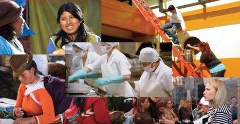 ¿Cuáles son los factores para que las mujeres obtengan un empleo de calidad en Países de América Latina? | Genera Igualdad | Scoop.it