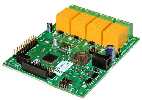 New USB relay & daq card  U96 launched. | Serial LCD | Scoop.it