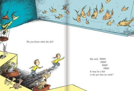 Dr. Seuss' new book, 'What Pet Should I Get?' out Tuesday | STEM Connections | Scoop.it