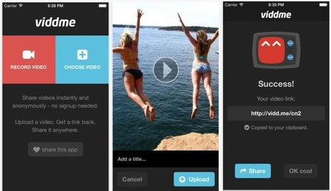 Viddme - A Simplest Way to Upload and Share Videos | Tips for Android | Scoop.it