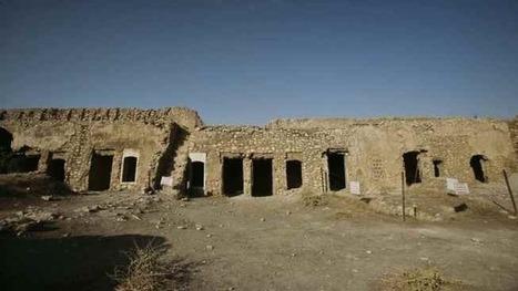 Le plus vieux monastère chrétien d'Irak détruit par Daech | Connaissance des Arts | Ca m'interpelle... | Scoop.it