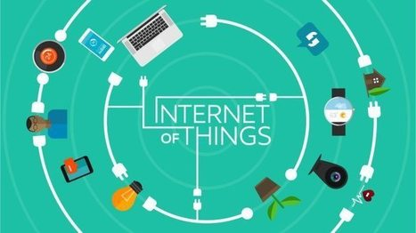 Five thoughts to help make sense of the Internet of Things | DRIVEN Marketing | Scoop.it