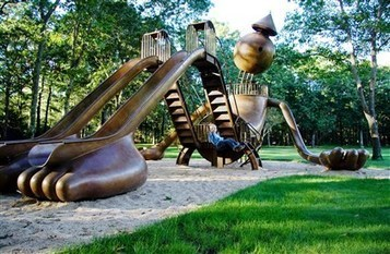 Park in Aspinwall to house $1 million-plus sculpture that kids can climb   Culture and Fun - Art   Scoop.it