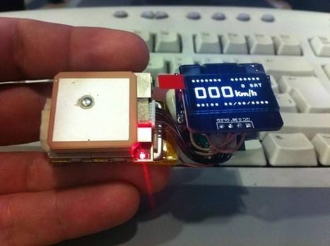 DIY : Fabriquer un petit cube GPS à base d'Arduino | Semageek | Bike & Commuting lifeStyle | Scoop.it