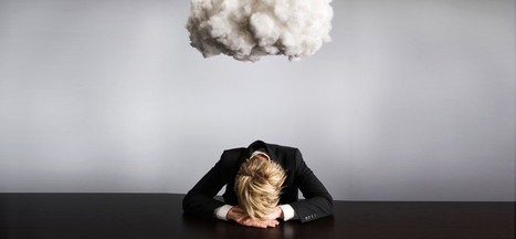 The Scary Truth About Stress in the Workplace | Hubant | Life & Productivity Hacks | Scoop.it
