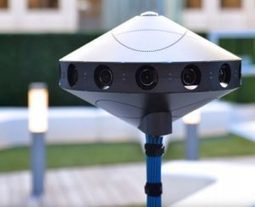 Facebook's 360-degree Camera Design out in the public | I Heart Camera | Scoop.it