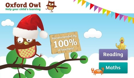 Help your child's learning with free tips and eBooks | Oxford Owl | UDL & ICT in education | Scoop.it