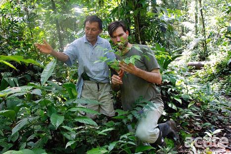 Une encyclopédie de 500 pages sur la médecine traditionnelle prend forme grâce à une  tribu de l'Amazonie | Cette nature qui nous soigne | Scoop.it