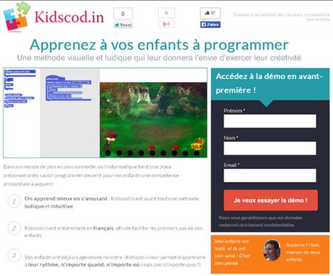LE CODE : concept de programmation (ressources, outils, jeux, concours….) | | Monday Morning Tech News_LS @ French American | Scoop.it