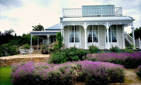 Australia Uncovered: Lake Daylesford Country House   Home Decor   Scoop.it