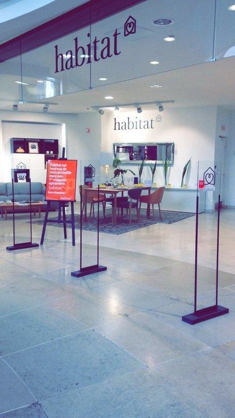 Habitat ouvre son premier pop-up store à Paris   DesignInnovation   Scoop.it