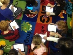 Using the iPad to Visualize Stories with 1st Graders | 21st Century Literacy and Learning | Scoop.it