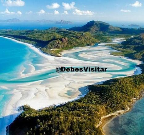 Twitter / DebesVisitar: Hermosas playas de Australia ...   Gender Inequality Australia   Scoop.it