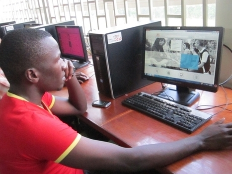 UoN alumnus develops social learning and sharing portal | Capital Campus | Social Learning | Scoop.it