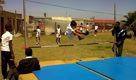 Sport to build a better world - Dreams to Reality | South Africa Volunteer Programs | Scoop.it