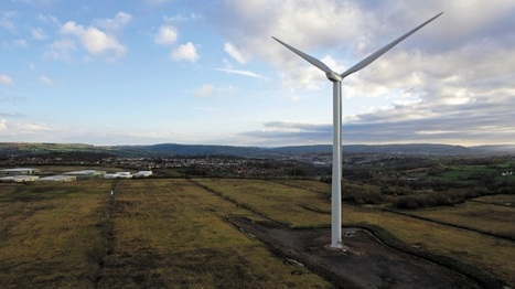 From coal mine to wind farm: Partnerships for Renewables cuts ribbon on ... - Business Green   Action for Renewables   Scoop.it
