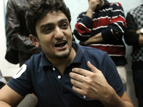 Wael Ghonim: Creating A 'Revolution 2.0' In Egypt | An Eye on New Media | Scoop.it