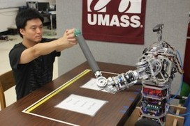 Robot-Delivered Speech and Physical Therapy a Success in UMass Amherst Test | Sports Ethics: Young, H | Scoop.it