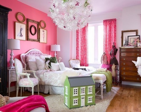 Hot Pink Bedroom Design Ideas | Modern Home Trends | Home Trend | Scoop.it